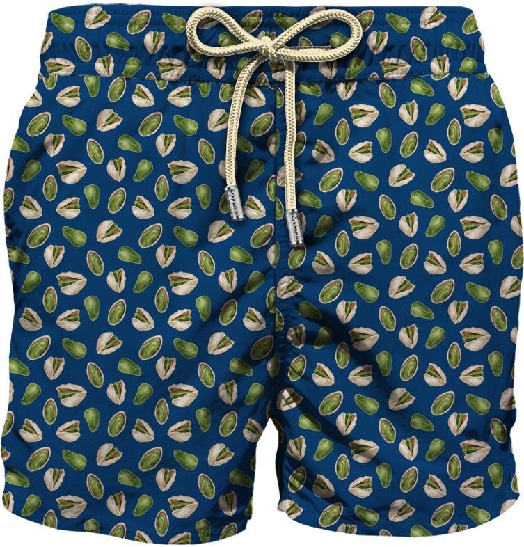 Light fabric swim short MC2  SAINT BARTH |  | LIG0003PISH61