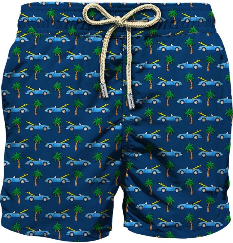 LIght fabric swim short MC2  SAINT BARTH |  | LIG0003VNSC61