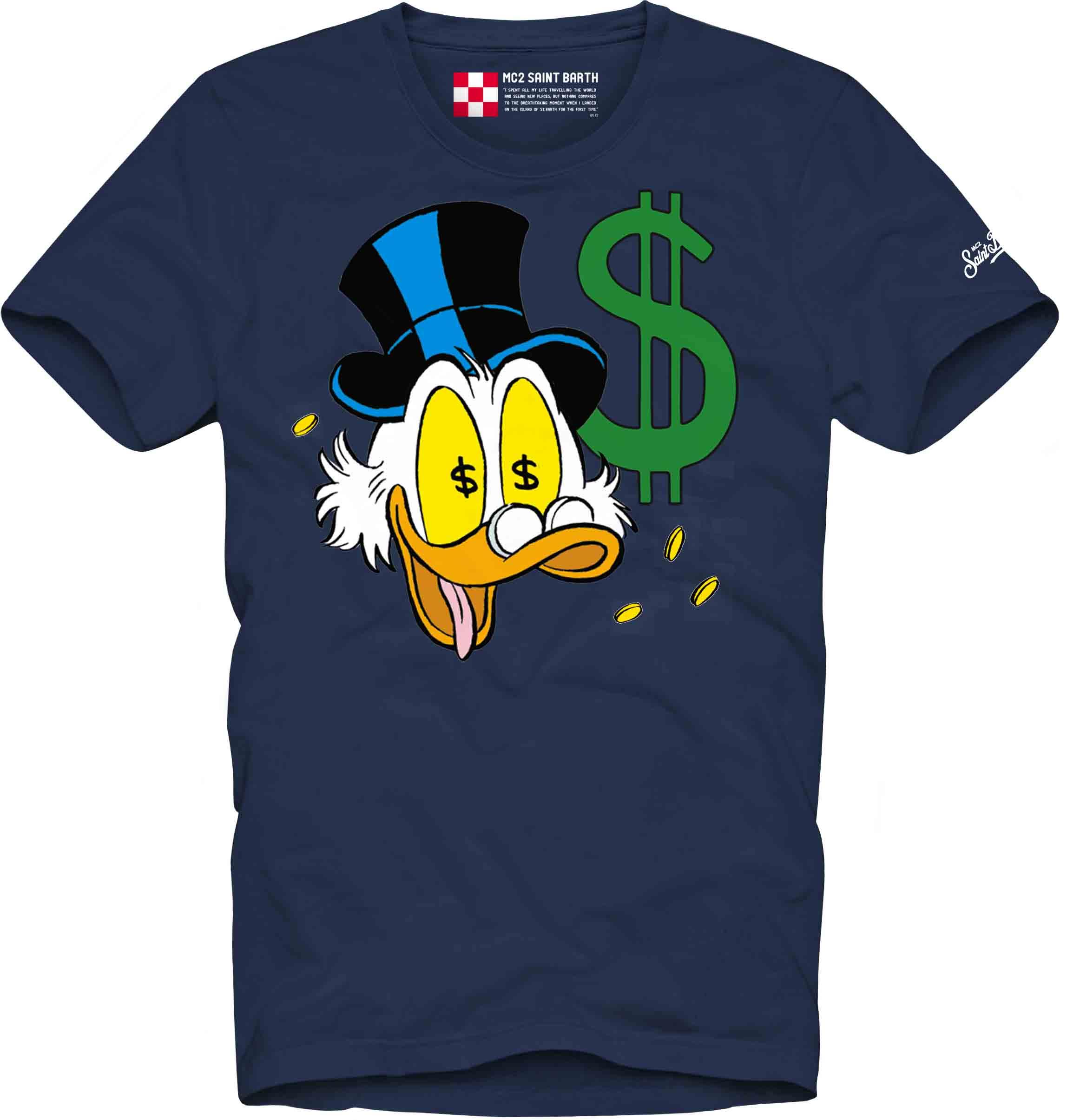 Printed T-shirt MC2  SAINT BARTH   T-shirts   TSHM001MOSC81