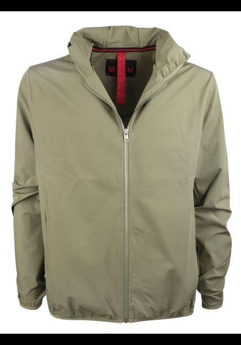 Hood jacket stretch and light MUSEUM | Jackets | WARWICK NY918C235