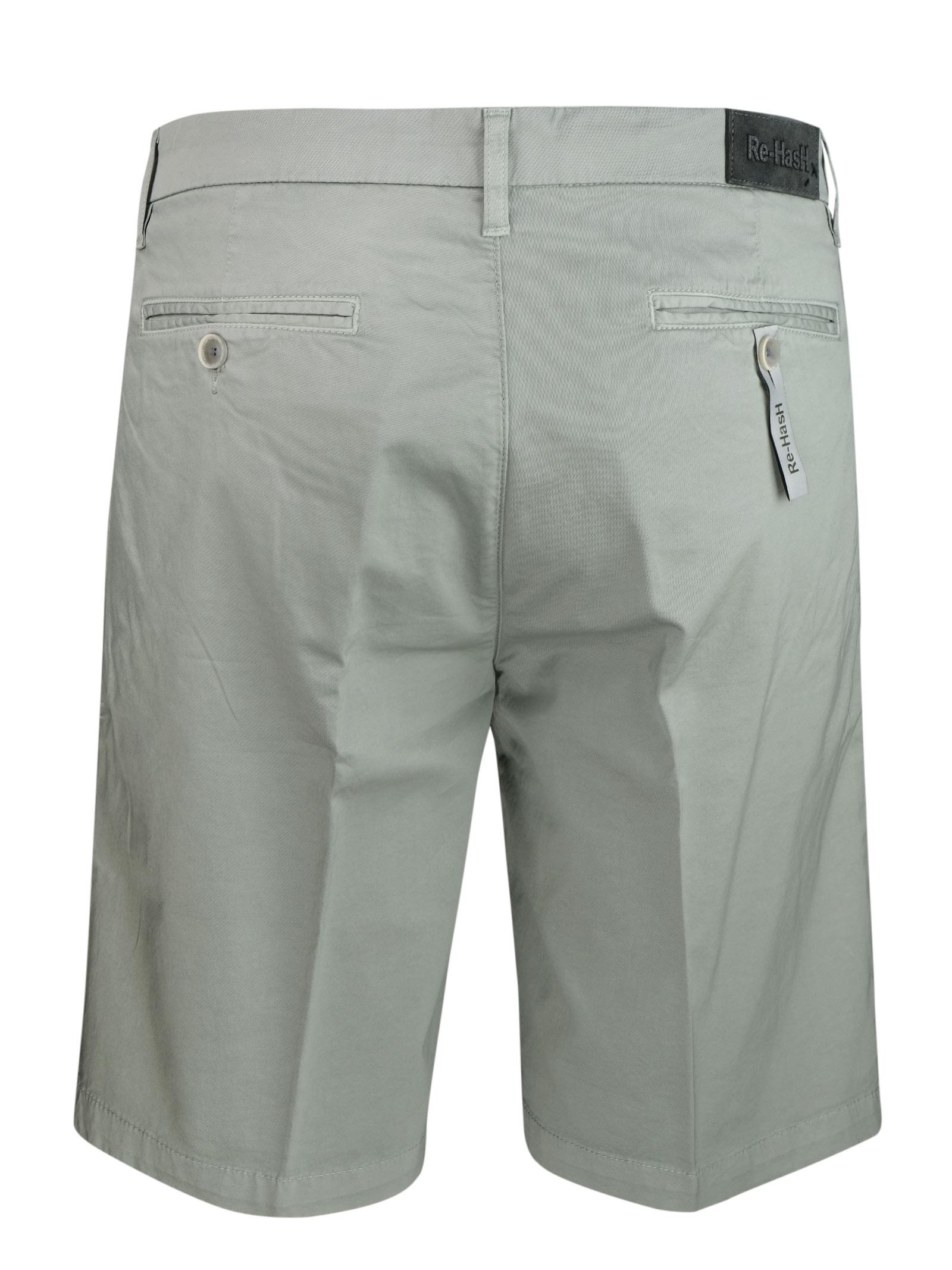 bermuda leggero in cotone Re-HasH | Pantaloni | BB2389BERNINIBW5497