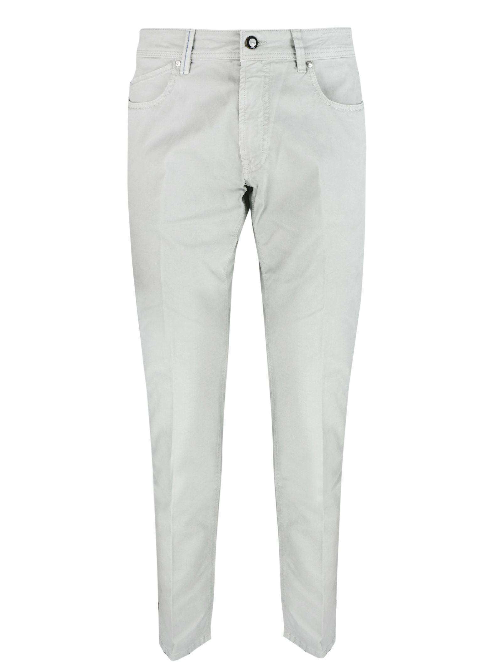 pantaloni 5 tasche in cotone stone washed Re-HasH | Jeans | PS4002499HOPPER5497