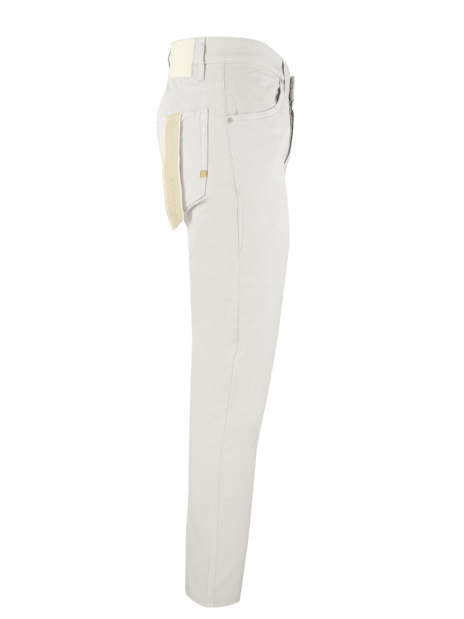 pantaloni 5 tasche in cotone SIVIGLIA   Pantaloni   MQ2002 80230816