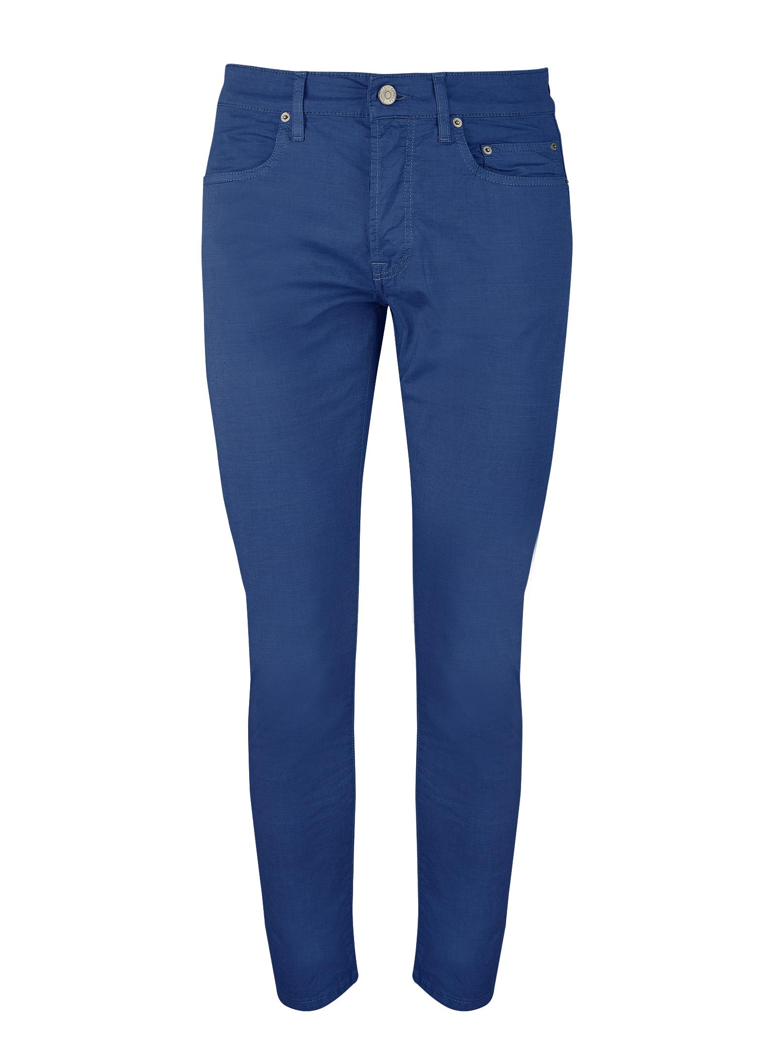 pantaloni 5 tasche in cotone SIVIGLIA | Pantaloni | MQ2005 80280645