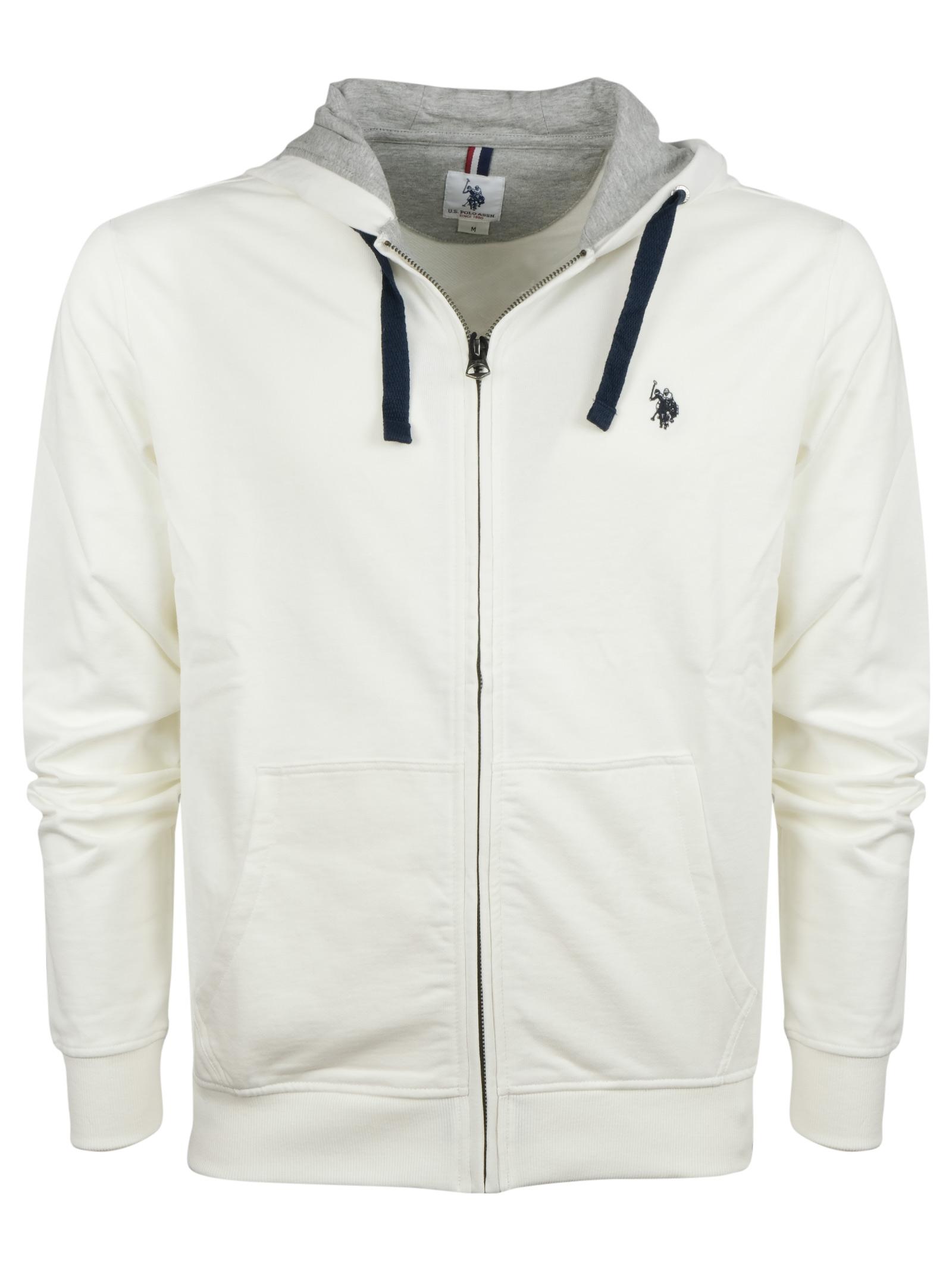 Hooded full zip sweat US POLO ASSN. | Sweats | 162 60020 52088101