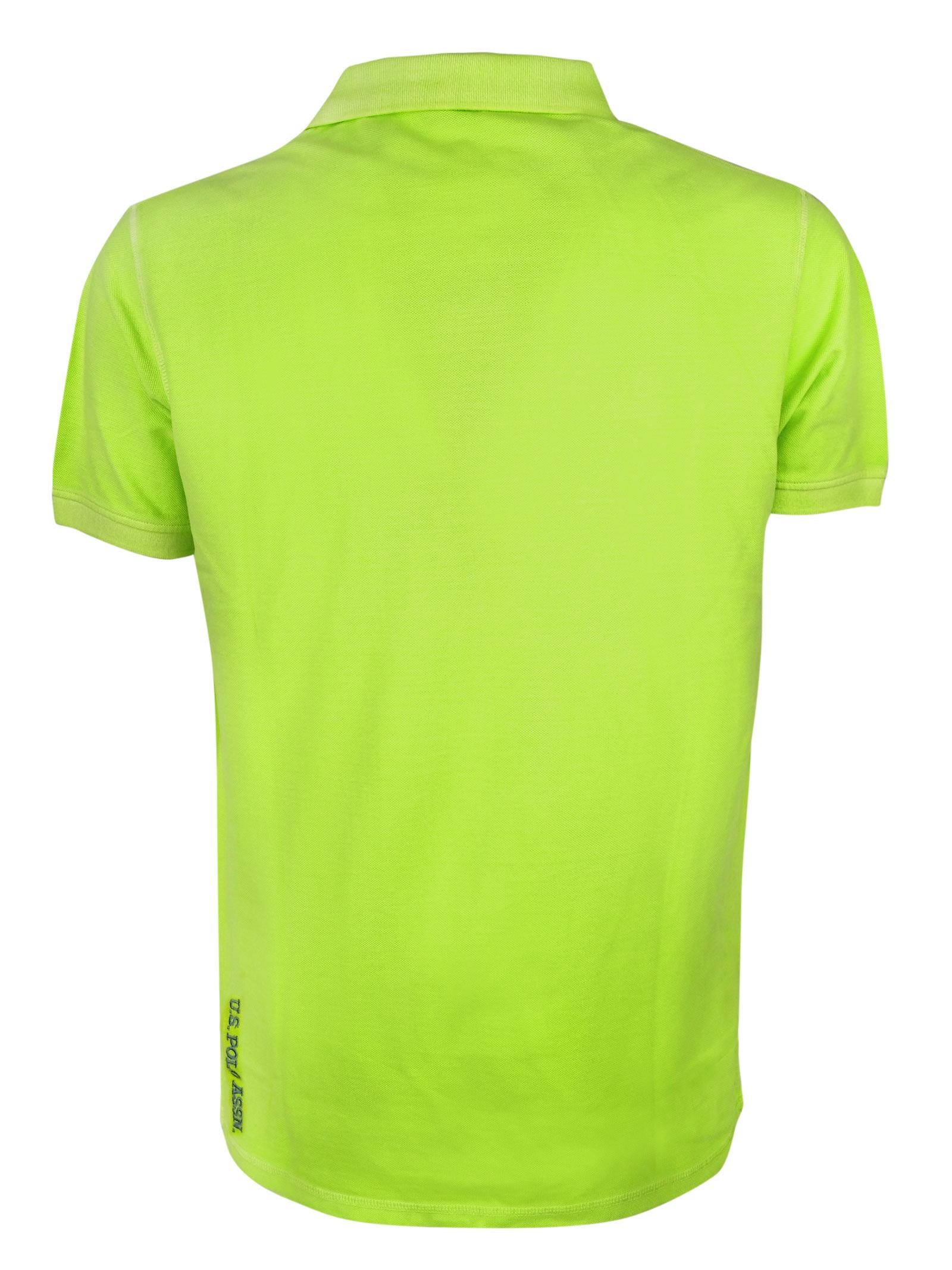Polo manica corta collo tennis US POLO ASSN.   Polo   197 60129 41029111