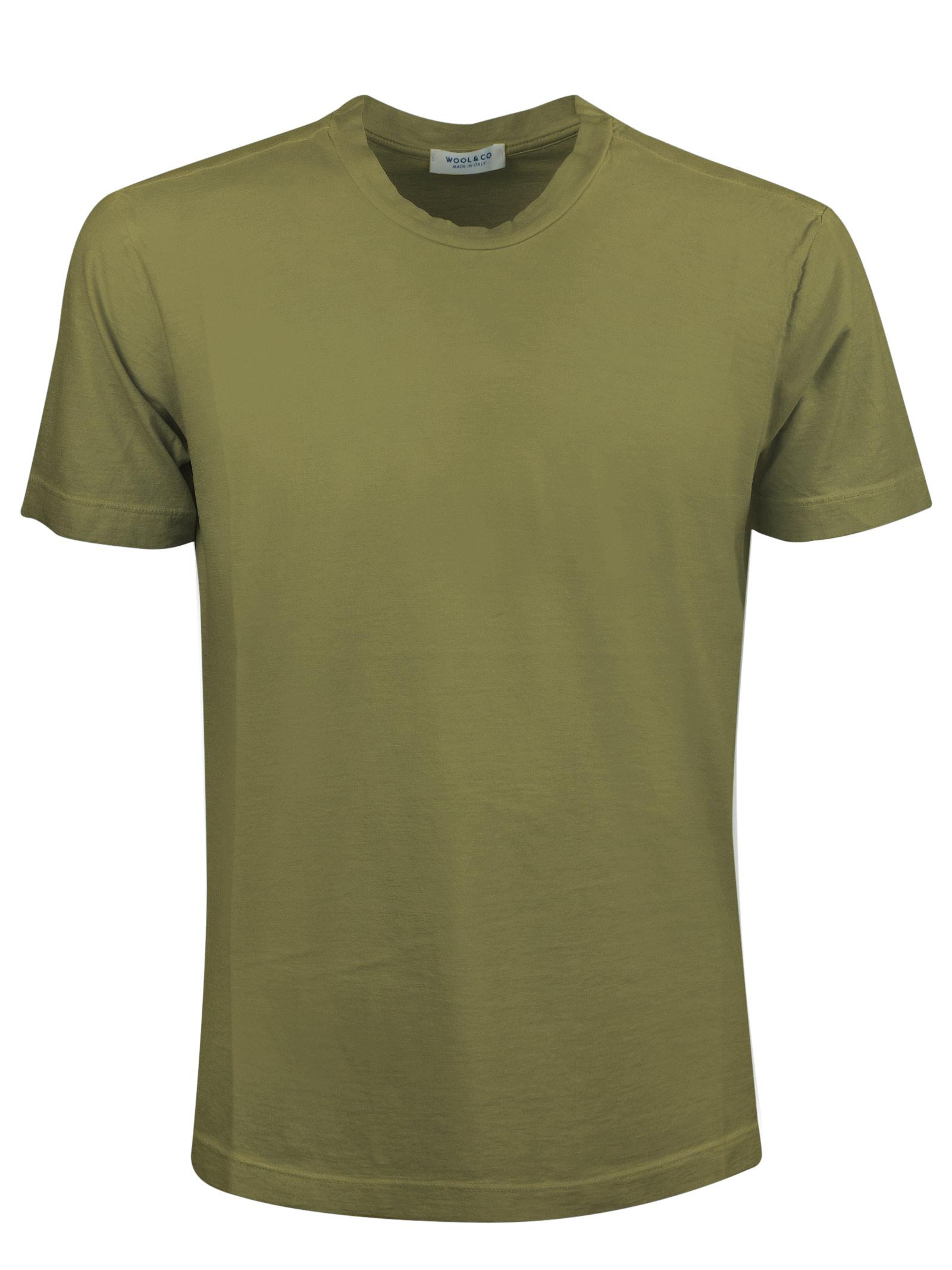 T- Shirt in cotone WOOL & CO. | T- shirt | 23450048