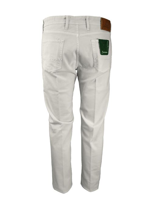 5 TASCHE IN GABARDINE B700 | Jeans | JR704 803203
