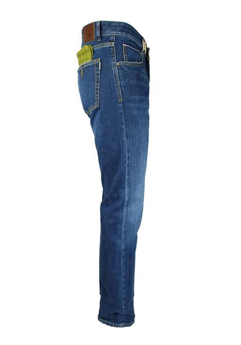 Jeans in denim giapponese BARMAS | Jeans | DENVERL031