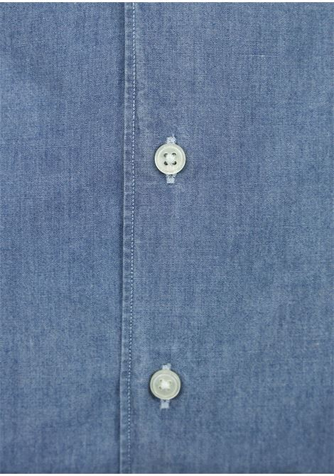 BASTONCINO | Shirts | SART027 DENIM