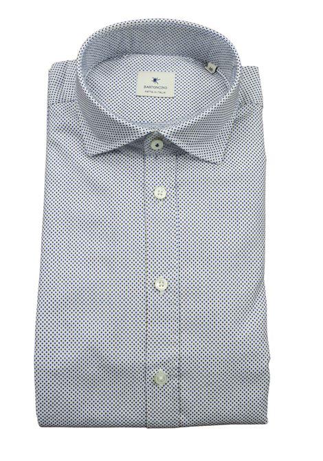 camicia microfantasia BASTONCINO | Camicie | SART1725