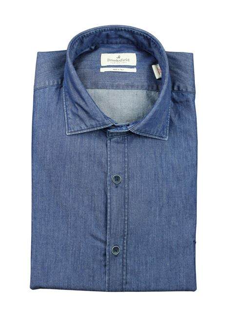 Light denim shirt BROOKSFIELD | Shirts | 202 AT0800031