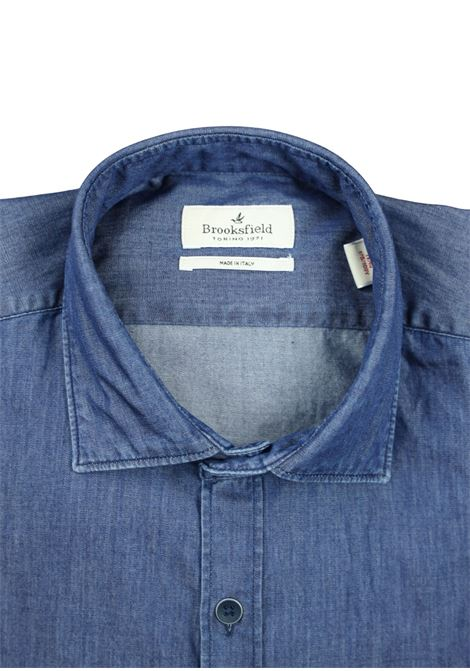 Camicia jeans in cotone leggero BROOKSFIELD | Camicie | 202 AT0800031