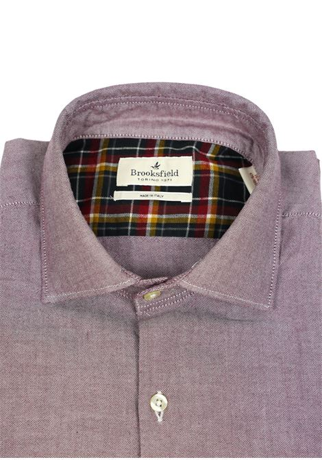Camicia in oxford BROOKSFIELD | Camicie | 202A Q206V0032