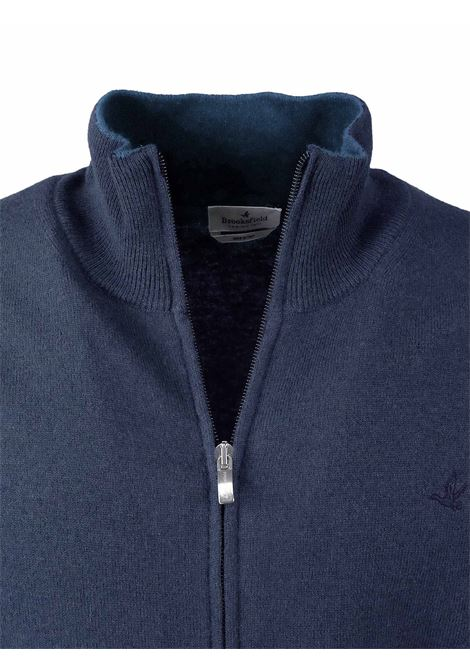 CARDIGAN ZIP BROOKSFIELD | Maglieria | 202E K031123