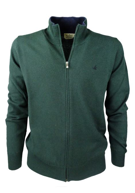 CARDIGAN ZIP BROOKSFIELD | Maglieria | 202E K031124