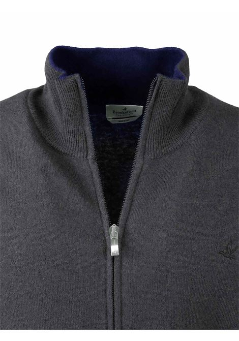 CARDIGAN ZIP BROOKSFIELD | Maglieria | 203E K0030117