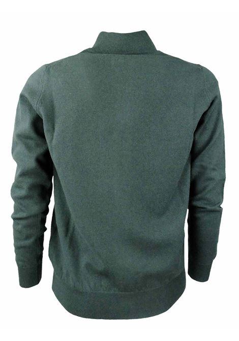 Half zip sweater  100% lambswool BROOKSFIELD | Knitwear | 203E K0030124