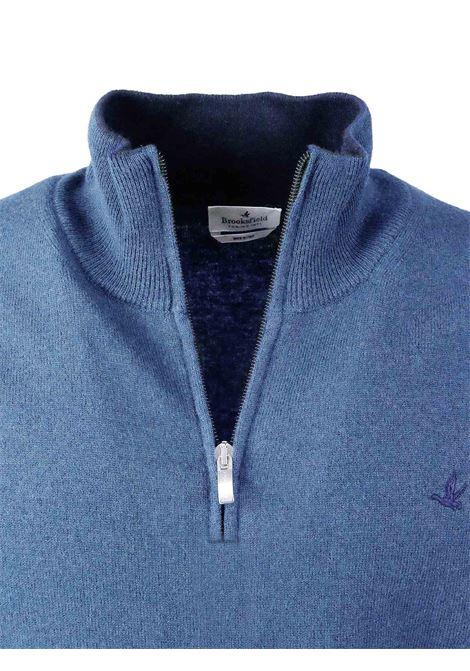 Pullover mezza zip  BROOKSFIELD | Maglieria | 203E K003135