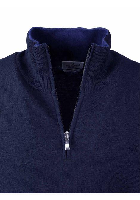Pullover mezza zip  BROOKSFIELD | Maglieria | 203E K003140