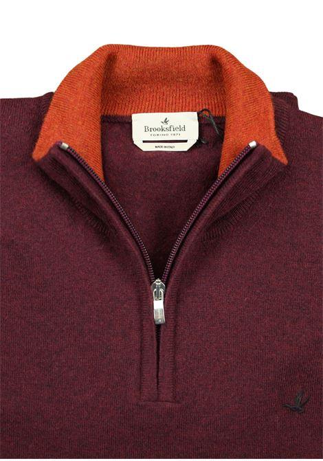 Pullover mezza zip  BROOKSFIELD | Maglieria | 203E K003143