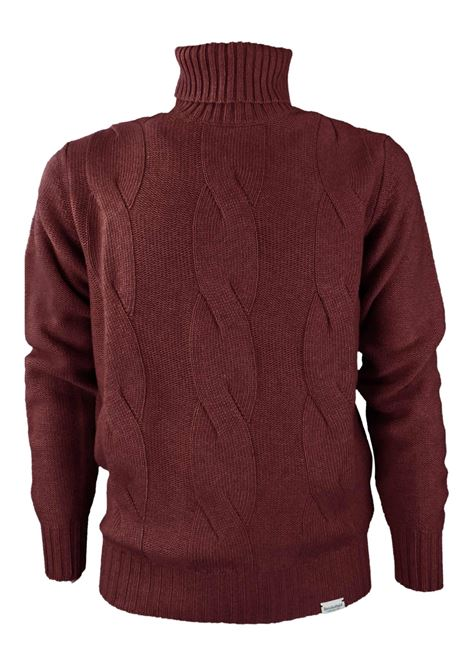 PULLOVER COLLO ALTO BROOKSFIELD | Maglieria | 203J R001136