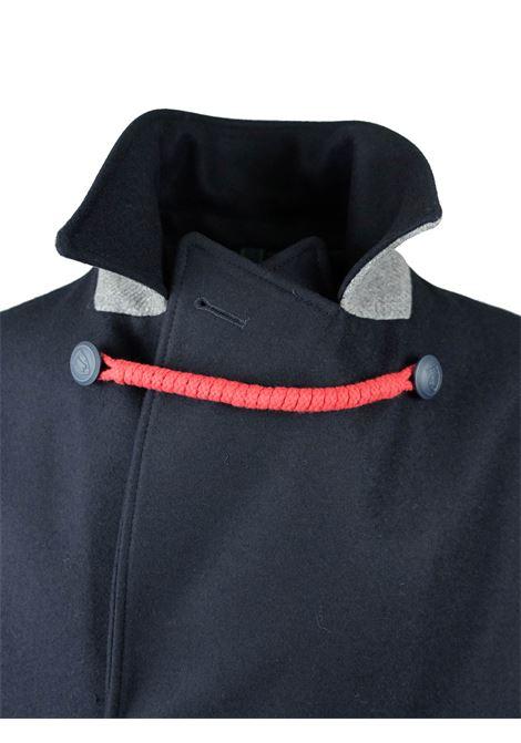 Peacoat lana CAMPLIN | Giacconi | ISLAND881