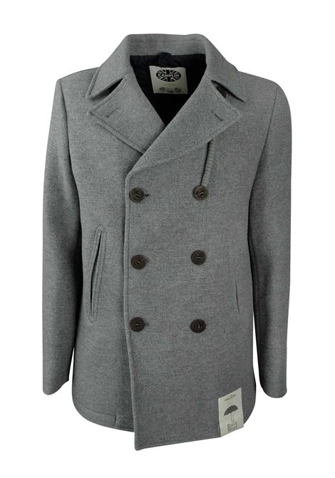 Peacoat in lana CAMPLIN | Giacconi | NORTH PEACOATGF