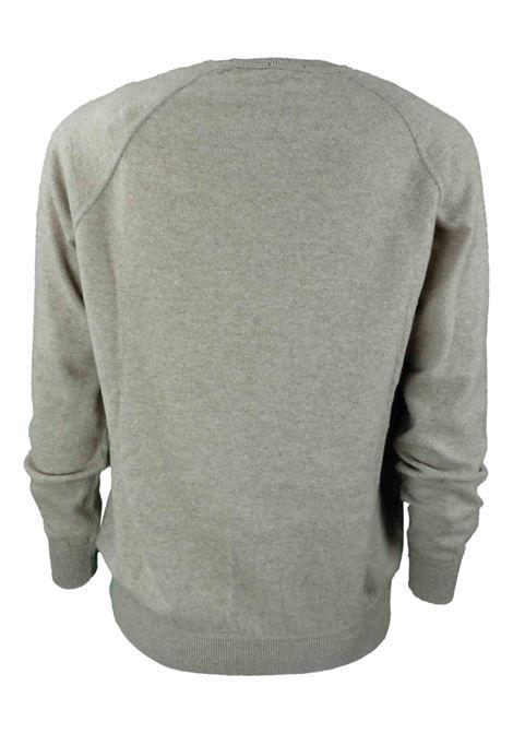 Pullover in 100% cashmere 2 fili DRUMOHR | Maglieria | D1K200540