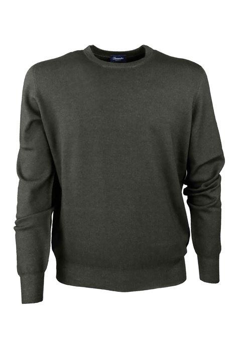 Pullover girocollo in lana merino DRUMOHR | Maglieria | D2M103A470