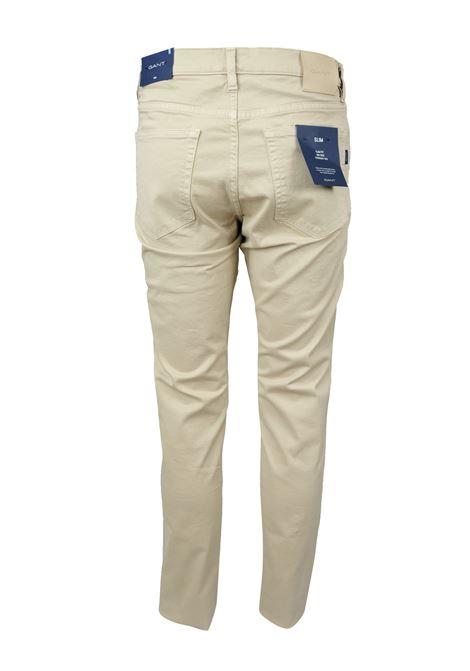 Jeans cotone GANT | Jeans | 1010208277