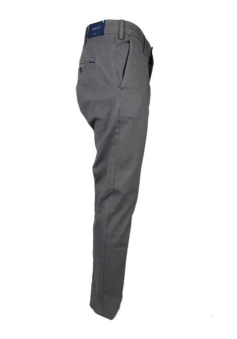 TWILL CHINOS GANT | Trousers | 150395611