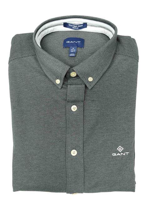 PIQUET SHIRT BUTTON DOWN GANT | Shirts | 30025605
