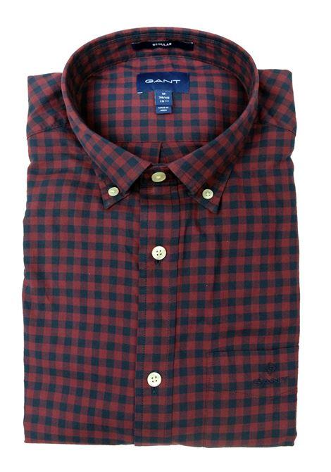camicia cotone GANT | Camicie | 3011230605
