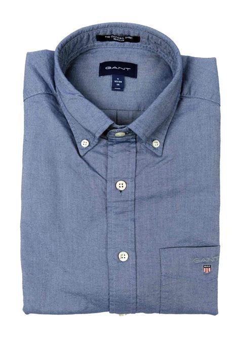 camicia oxford button down GANT | Camicie | 3046000423