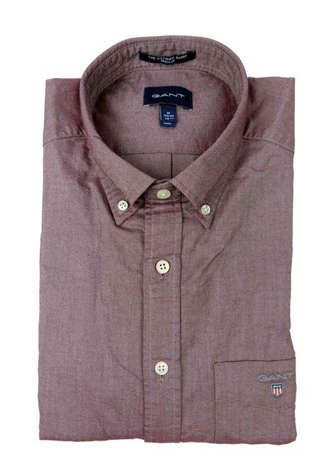 camicia oxford button down GANT | Camicie | 3046000605
