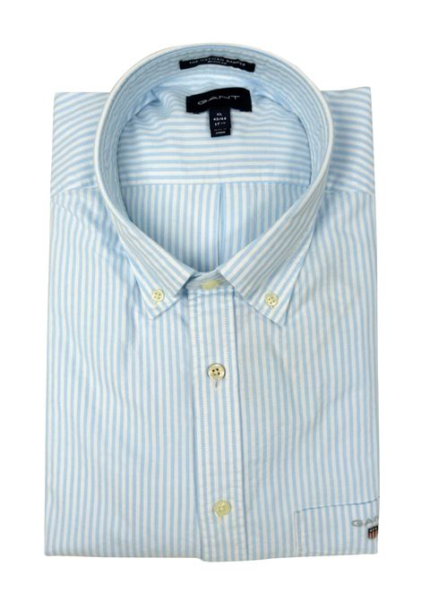camicia oxford button down GANT | Camicie | 3056700468