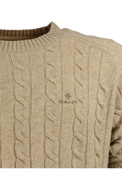 pullover girocollo GANT | Maglieria | 8050076296