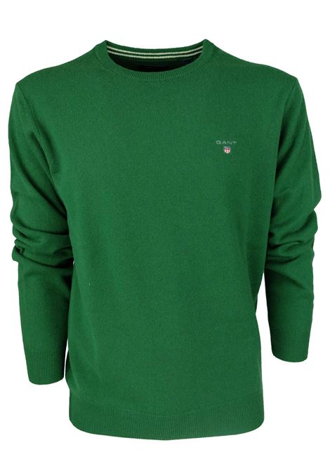 ROUNDNECK PULLOVER GANT | Knitwear | 86211317