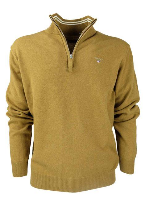 pullover mezza zip GANT | Maglieria | 86213389