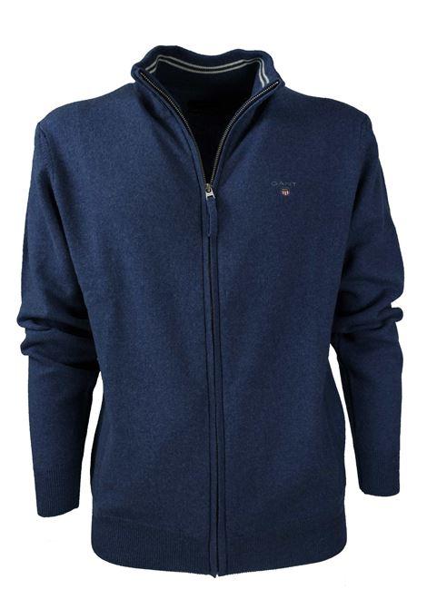 CARDIGAN ZIP GANT | Knitwear | 86214410