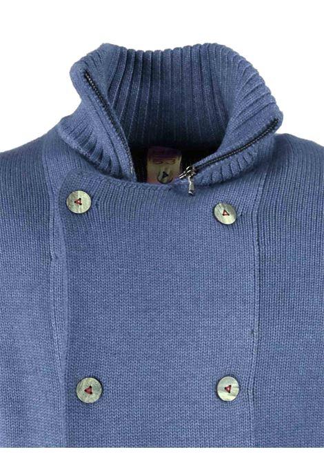 Pullover doppio petto H953 | Maglieria | 294689