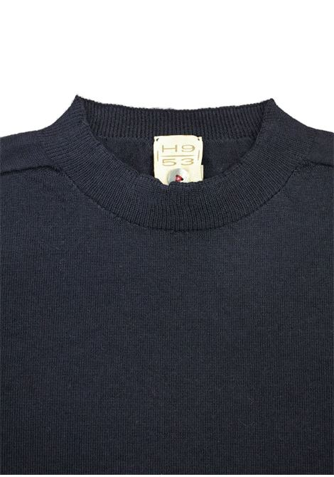 maglia collo lupetto in merino H953 | Maglieria | 298090