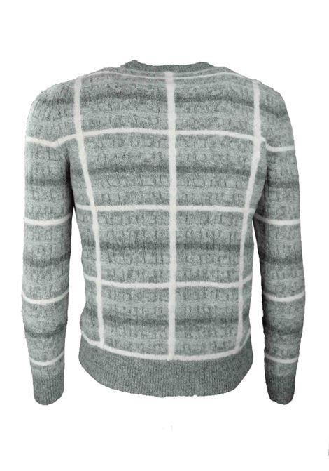 Pullover girocollo madras H953 | Maglieria | 302802