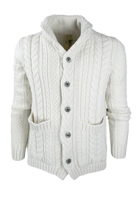 CARDIGAN COLLO SCIALLE H953 | Knitwear | 305602