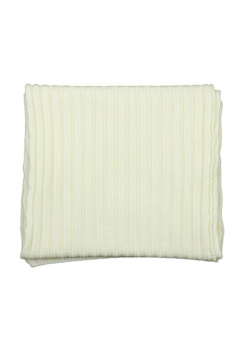 sciarpa in lana merino a coste H953 | Maglieria | 314102