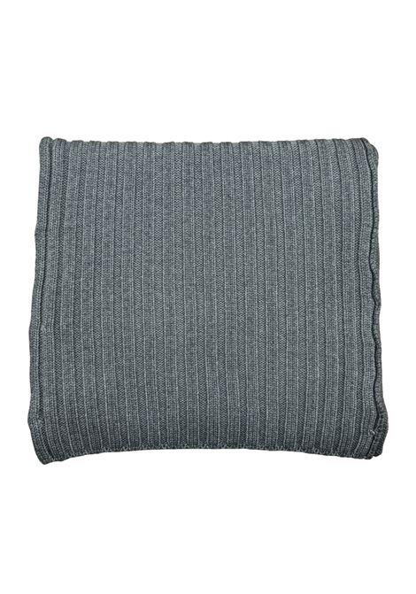 sciarpa in lana merino a coste H953 | Maglieria | 314105