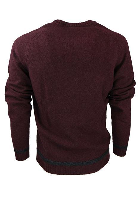 ROUNDNECK PULLOVER LACOSTE | Knitwear | AH27174ZJ