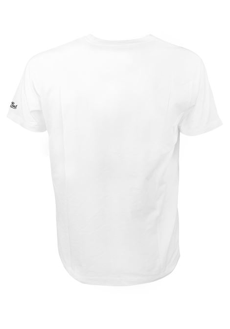 T-SHIRT CON STAMPA MC2  SAINT BARTH | T- shirt | ARNOTTANGN01