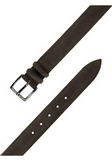 Cintura camoscio ORCIANI | Cinture | 7299MORO